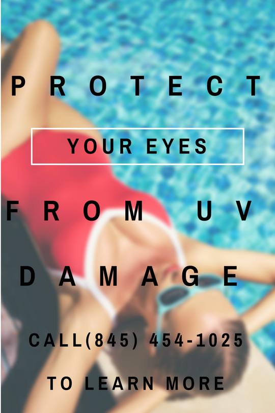 July is UV Safety Month. Visit the Poughkeepsie or Fishkill office of Seeta Eye to learn how you can protect yourself against cataracts, macular degeneration, and other UV-related vision disorders