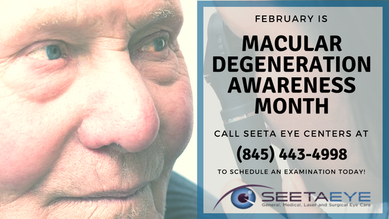 Macular Degeneration Awareness Month | Fishkill, NY