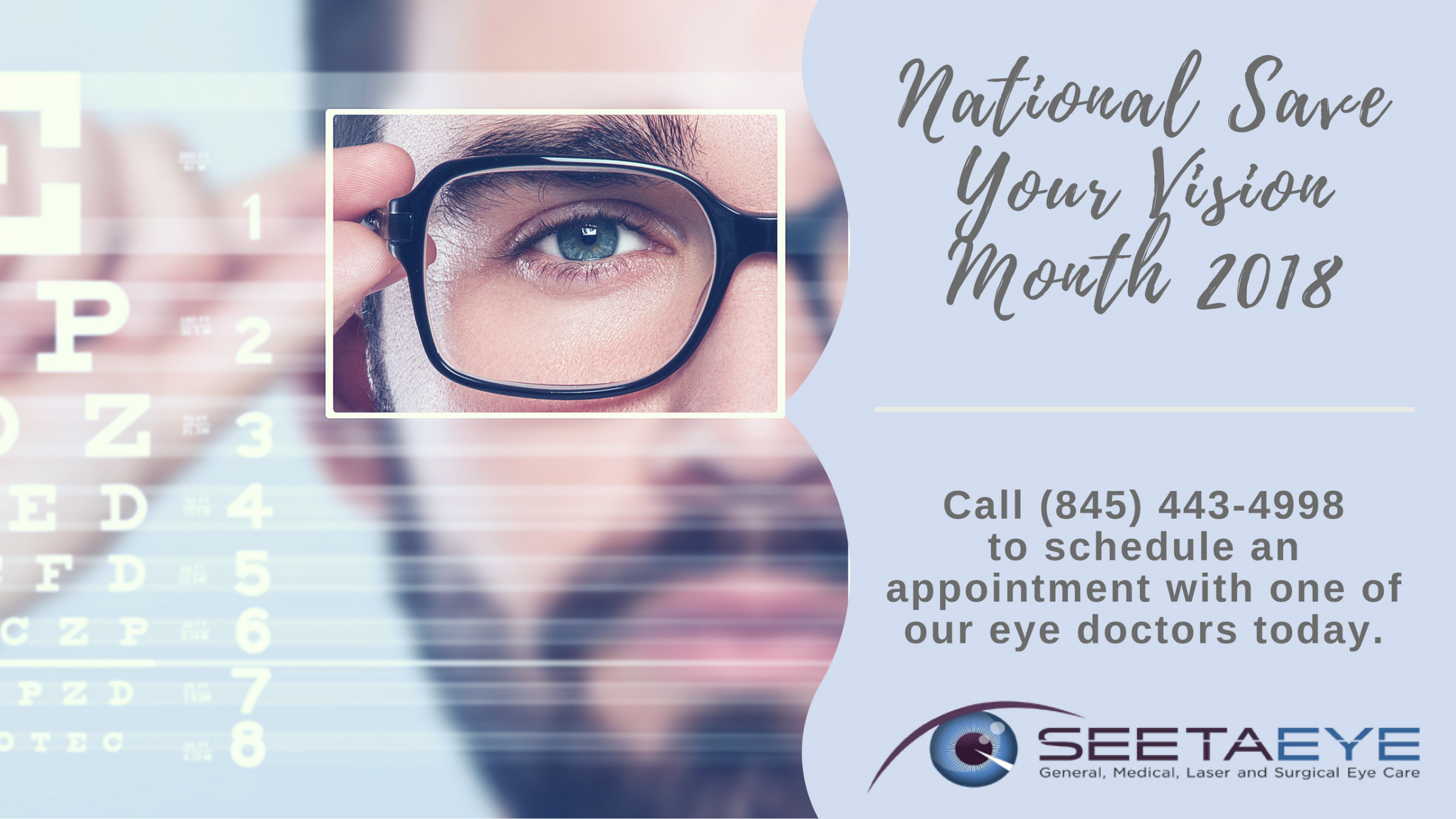 National Save Your Vision Month | Fishkill, NY