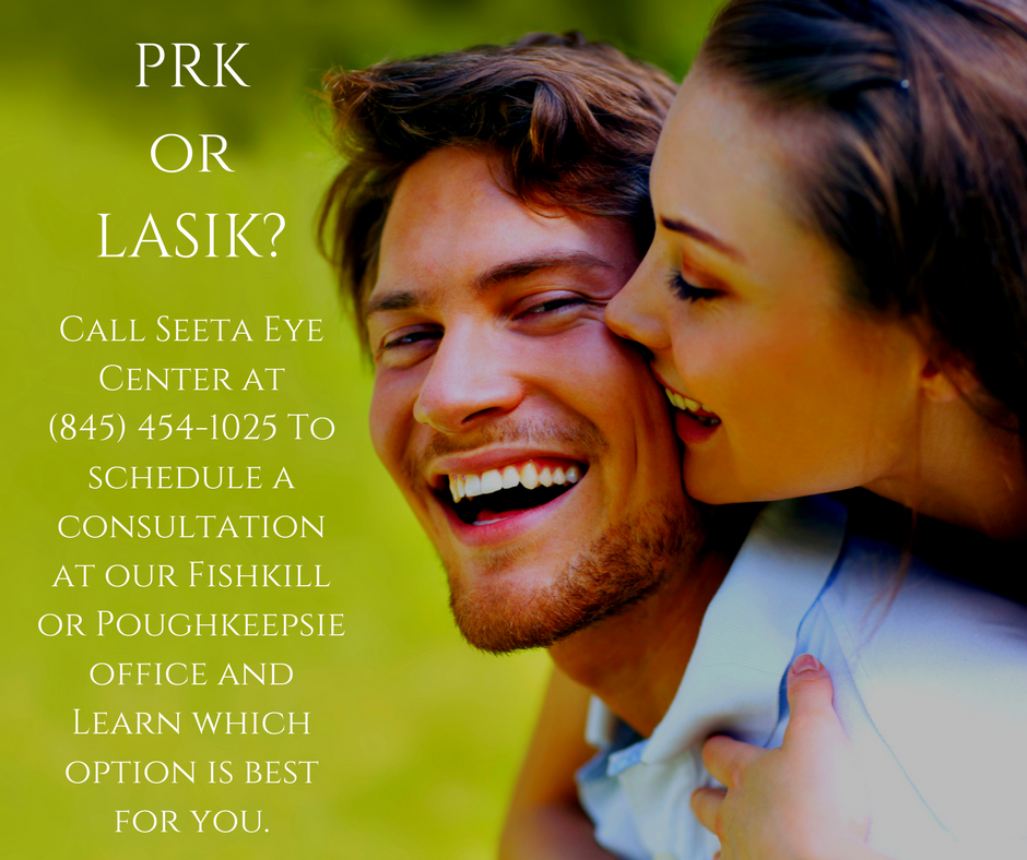 PRK vs Lasik | Seeta Eye Centers
