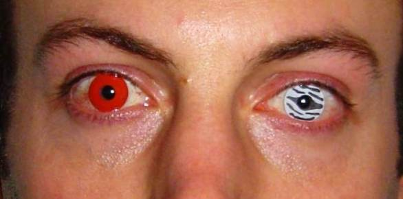 Halloween Contacts Can Be Dangerous For Your Eyes | New York