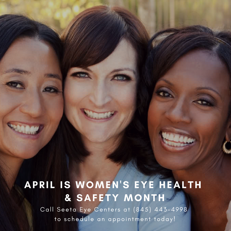 Poughkepsie Womens Eye Health and Safety Month